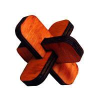Головоломки деревянные