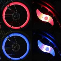 Led, светодиодная подсветка для колес велосипеда на шпицы, светодиодный отражатель
