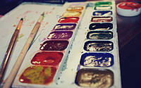 Акварельные краски ( Акварель )
