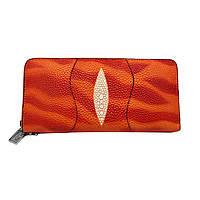 Кошелек женский KG-42085 оранжевый