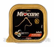Вологий корм Морандо Миокане для дорослих собак з куркою і морквою 150 г