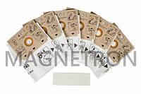 Комплект мешков бумажных (6шт) + фильтр выходной (микро) для пылесоса Rowenta ZR745