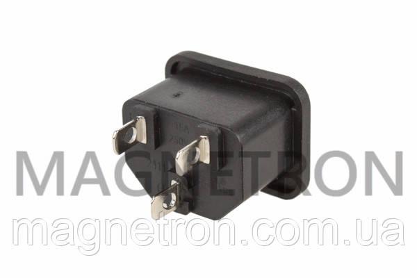 Разъем для сетевого шнура мультиварок Redmond RMC-M150, фото 2