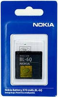 Аккумулятор NOKIA BL-6Q, original