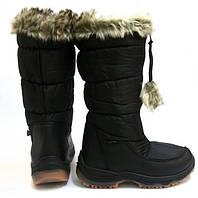 Теплые зимние сапоги для женщин размеры 39