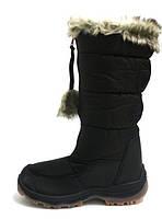 Теплые зимние сапоги для женщин