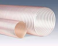 Гофрорукав пур 0,7 мм D275 полиуретан - легкая конструкция