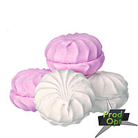 Зефір ваговий, Біло-Рожевий 2,5кг