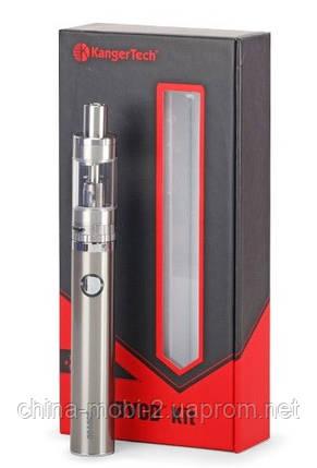 Электронная сигарета Kangertech Subvod Kit - Silver, фото 2