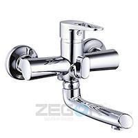 Смеситель для ванны короткий гусак, Z63-PUD3 ZEGOR (TROYA)