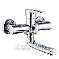 Смеситель для ванны короткий гусак, Z63-PUD3