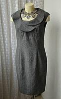 Платье офисное деловое Singh Madan р.44 7289