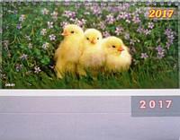Календарь-палатка на 2017 год перекидной