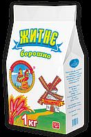 Мука Ржаная хлебопекарсая обдирная Щедра Торбинка 1 кг 950527