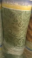 Штора .шторная тканью. кольца с люрексом  2.8 м На метраж и оптом. , фото 1