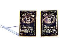 Зажигалка газовая с щипцами Jack Daniels (Турбо пламя) Gold №4381 SO