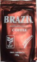 Кофе растворимый Brasil ,   100 гр