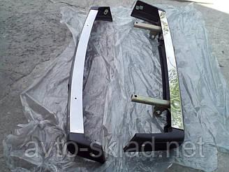 Бампер 2107 пластмассовый с накладкой Сызрань-Пластик
