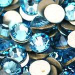 Стразы ДМС Сrystal stone ss20 936 Aqvamarine HotFix