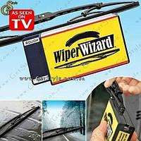 """Відновник щіток (двірників) - """"Wiper Wisard"""" + 5 серветок, фото 1"""