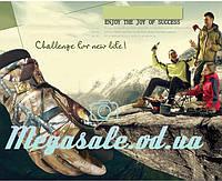 """Перчатки горнолыжные/перчатки лыжные Mossy Oak """"Хаки"""": мужские, размер L"""