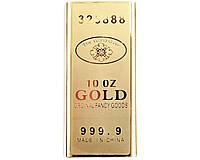 Зажигалка газовая слиток золота (Обычное пламя) 4429 SO
