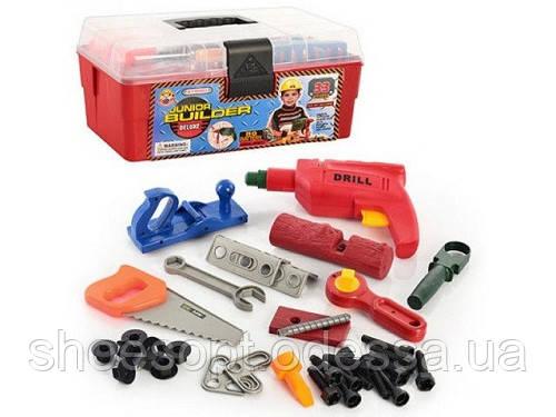 """Детский набор инструментов в чемодане 33 предмета - Интернет-магазин """"ShoesOpt"""" в Одессе"""