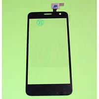 Сенсорное стекло для ALCATEL 6012X OneTouch Idol mini черное