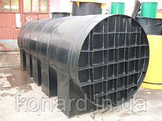 Производим емкости для ГСМ и топлива из пластика , фото 3