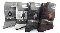 Мужские шерстянные корейские носки(FINOX).