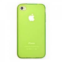 Чехол силиконовый iPhone 4s