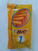 Станок мужской одноразовый для бритья BiC 1 Sensitive 5 шт. Бик 1 сенсетив Оригинал