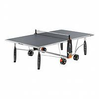 Теннисный стол всепогодный Cornilleau 150S Crossover outdoor  grey