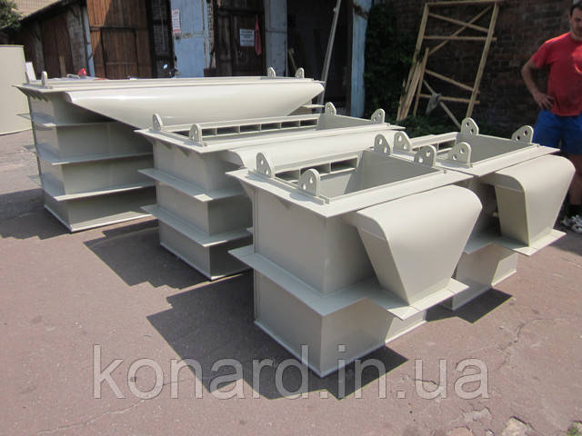 Производим гальванические ванны из полипропилена