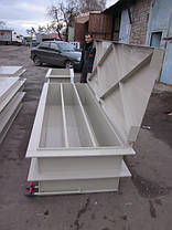 Производим гальванические ванны из полипропилена , фото 3