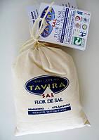 Соль - TAVIRA SAL - Лен мешочек 250 гр.
