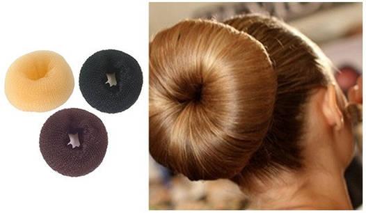 Бублик для волос  (11см)
