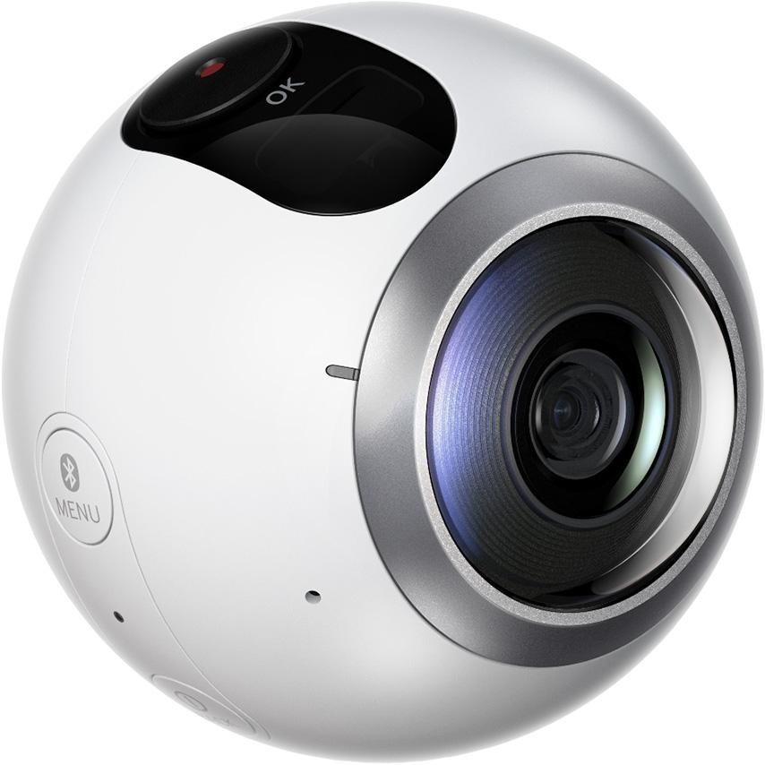 Сферическая камера Samsung Gear 360