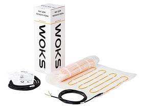 Тёплый пол — двужильный нагревательный мат WoksMat 160