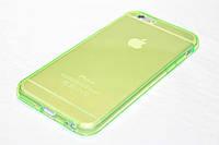 Чехол силиконовый iPhone 5s, сиреневый