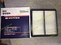Фильтр воздушный Lanos 1.5-1.6  Sens Ланос 1.4 1.3 Сенс  Daewoo motors 96182220