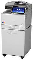 Ricoh Aficio MP C306ZSP цветной МФУ в офис. Принтер/сканер/копир/факс.