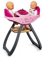 Стульчик для кормления кукол Baby Nurse Smoby 220315