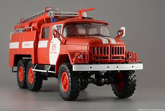 Пожарная машина АЦ-40 модель