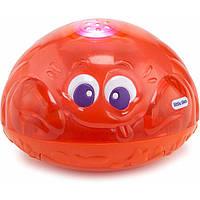 Интерактивная игрушка Краб Мерцающие фонтанчики Little Tikes (638305M)