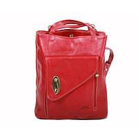 Сумка рюкзак кожаная Катана 322015