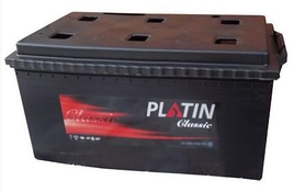 Автомобильный аккумулятор PLATIN Classic (240A/ч)/3543