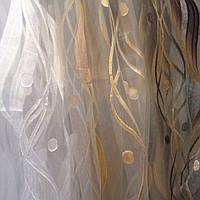 Тюль на органзе (разные цвета), фото 1