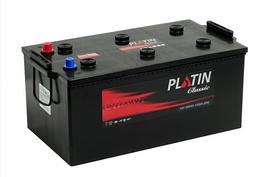 Автомобильный аккумулятор PLATIN Classic (225A/ч)/3542
