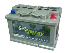 Автомобильный аккумулятор PLATIN Gel Energy (60A/ч)/3538